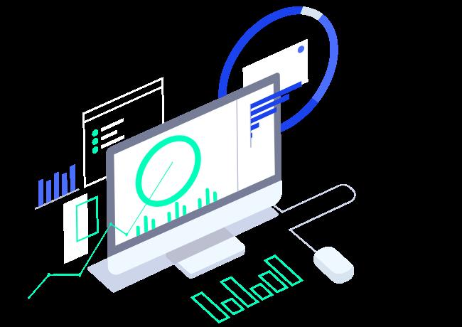 Starte jetzt dein easy-going Webanalyse Dashbaord